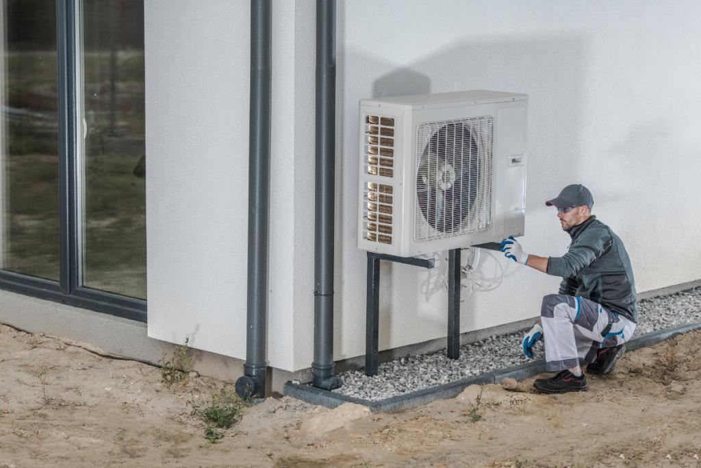 Pompa ciepła montaż Małopolska
